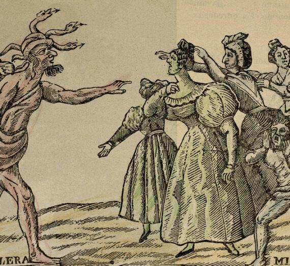 ПОСТУПАК ДЕЗИНФЕКЦИЈЕ ДОКУМЕНАТА У ВРЕМЕ КОЛЕРЕ – ЗДРАВСТВЕНА КОМИСИЈА БАЧКО-БОДРОШКЕ ЖУПАНИЈЕ (1831)