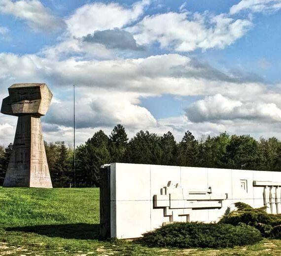 Логор Црвени крст и Спомен-парк Бубањ
