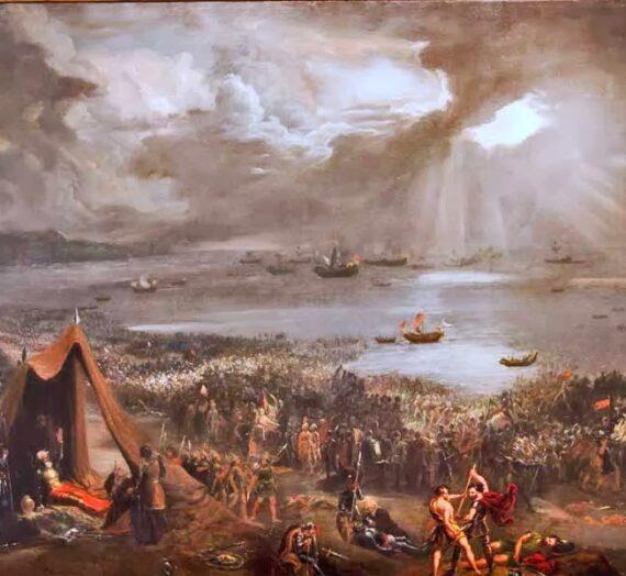 Победа ирског хришћанства о Васкрсу 1014.
